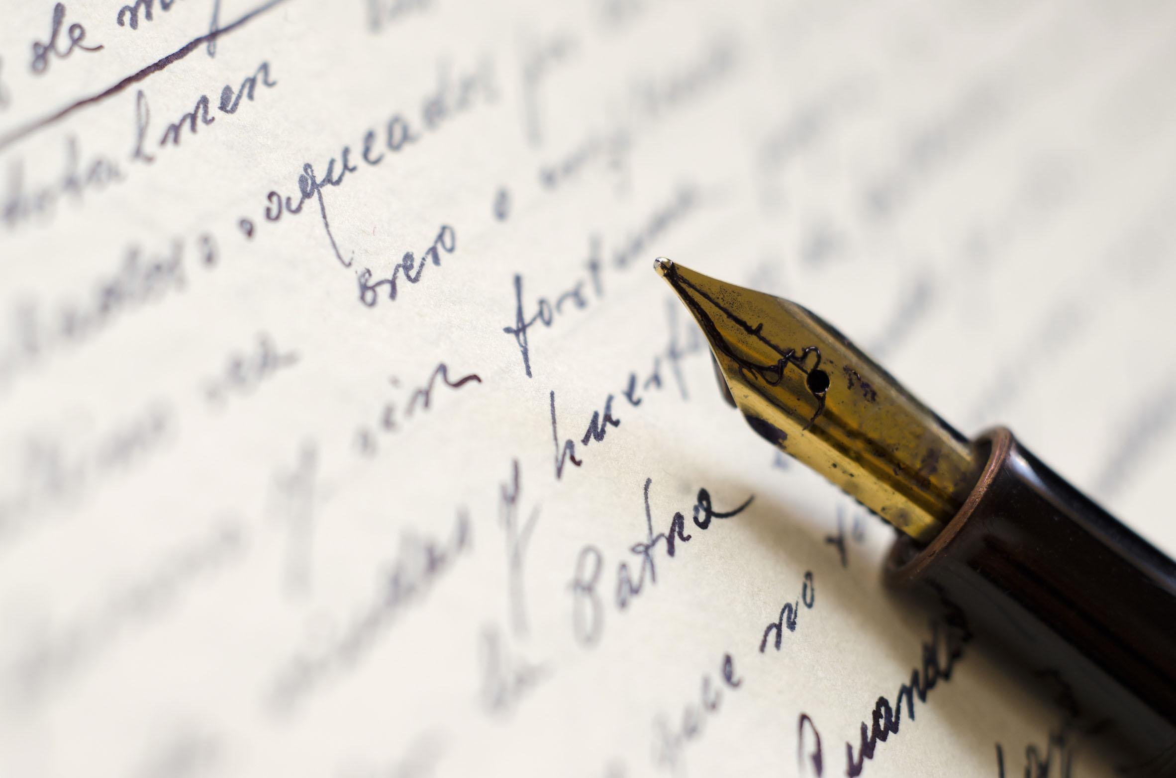 Briefe Mit Der Hand Schreiben : Gute gründe mit der hand zu schreiben